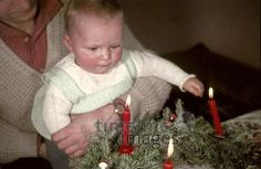 Advent in Starnberg, 1961 Dillo/Timeline Images Advent, Timeline Images, Birthday Candles, Christmas Ornaments, Holiday Decor, Candles, Kids, Christmas Jewelry, Christmas Decorations