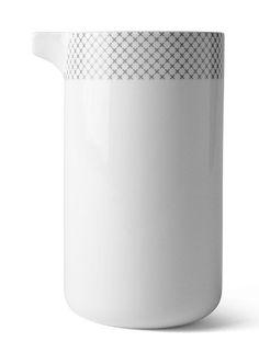 Tableware we like / Graphic Design / Ceramics / White / Pattern / Contrast / at leManoosh.com