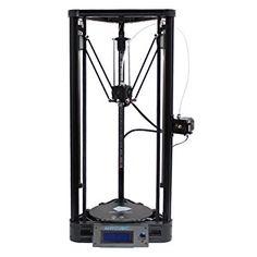 Anycubic Assemble Delta Rostock 3D Printer Kossel Kit Large Print Size (Linear Version)