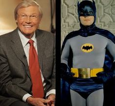 I believe he was at NYCC last year. And since Batman is celebrating his year, I'm guessing Adam West will also be heading to Javits in October. He WAS in San Diego, so it only makes sense that he be in NY, too. Batman Rip, Adam West Batman, First Batman, West Anderson, Tv Themes, Batman Returns, Batman Begins, Creatures Of The Night, Hollywood Star