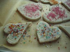 Allergen-Free Sugar Cookies for Valentine's Day - Whole Living Daily : Whole Living