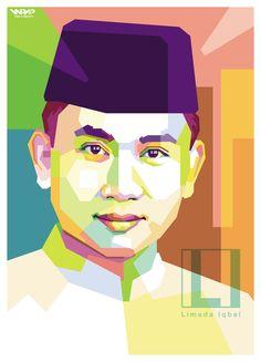 Yoyok Riyo S, Bupati Batang Pop Art Artists, Pop Art Portraits, Famous People, Movies, Movie Posters, Films, Film Poster, Cinema, Movie