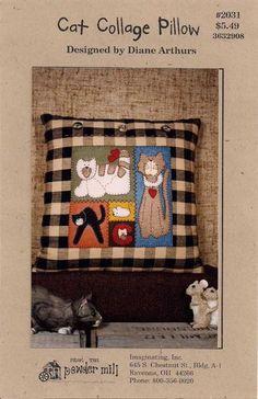 Crafts  Cia: cats