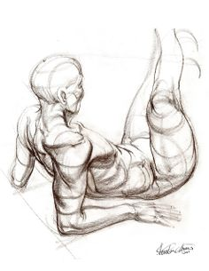 Chester Chien: 10 mins Anatomy Study via PinCG.com