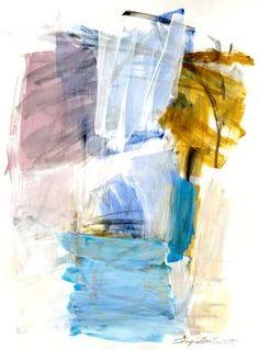 "Saatchi Art Artist Sheryn Bullis; Painting, ""Solstice Study 11"" #art"