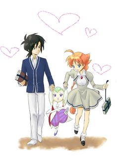 Duck and Fakir walking together with Uzura Princess Tutu Anime, Princesa Tutu, Romantic Couples, Magical Girl, Cool Art, Anime Art, Ballet, Animation, Cute