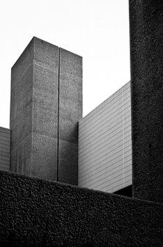 Cubes - Barbican, London