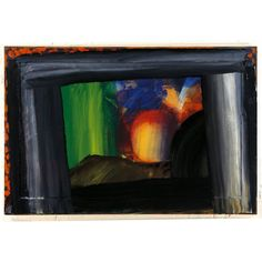 Howard Hodgkin 'Snapshot'