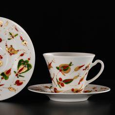 Swarovski crystals cups