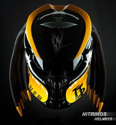 Bmw Motorcycle Accessories 43 Ideas For 2019 Cool Bike Helmets, Custom Motorcycle Helmets, Custom Helmets, Motorcycle Gloves, Bobber Motorcycle, Motorcycle Accessories, Predator Helmet, New Motorcycles, Helmet Design
