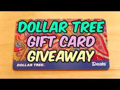Dollar Tree Gift Card Giveaway ☺ 900 Subs! ☺ 100K views! ☺☺☺ - http://www.carryhaulwell.com/2015/09/dollar-tree-gift-card-giveaway-%e2%98%ba-900-subs-%e2%98%ba-100k-views-%e2%98%ba%e2%98%ba%e2%98%ba/ - dollar tree, gift card, giveaway, video, youtube