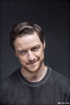 James McAvoy for the Guardian