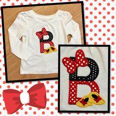 Cute shirt for a trip to a Disney!