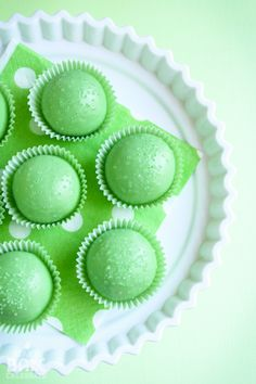 Key Lime Pie Truffles
