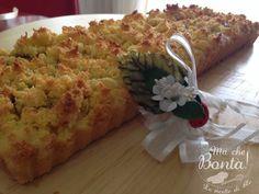 Crostata morbida al cocco e lamponi (Coconut and raspberry soft tart) - ITA ENG Recipe