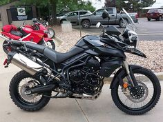 Triumph Tiger 800xc (someday I'll have it inside my garage ;) )