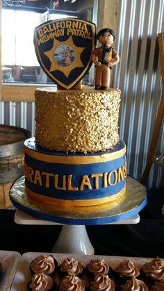 CHP Academy Cake by My Sweets by Melinda. - via @Craftsy