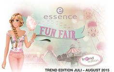 .Russkajas Beauty.: Essence FUN FAIR TE Juli/August 2015