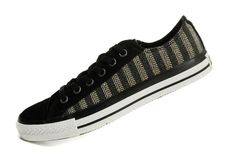 Converse All Star Chuck Taylor Shoes City Hunter Lo-top Black Leather