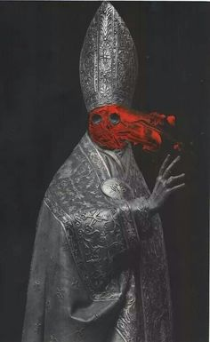 // ʜ0ʀʀ0ʀᴛʀᴀsʜ. Headress Pope. Hallow Priest Central Aether ST