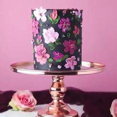 Cake Decorating Company, Cake Decorating Frosting, Creative Cake Decorating, Cake Decorating Designs, Cake Decorating Supplies, Cake Decorating Techniques, Cake Decorating Tutorials, Creative Cakes, Decorating Ideas