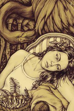 ✯ Alice in Wonderland :: Artist Alex Ferreiro ✯