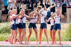 Rowing: Women's Eight Final - Rowing | NBC Olympics
