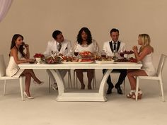 #YoungAndHungry season 2 cast