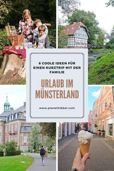 [Urlaub im Münsterland] 6 coole Ideen für einen Kurztrip mit der Familie - Planet Hibbel