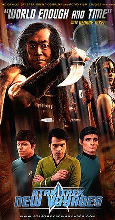 Star Trek New Voyages: Phase II (TV Series 2004– )