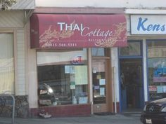 Thai Cottage - Outer Sunset