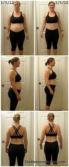 Lose weight black bag