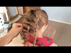 Pull Through Messy Bun by Sweethearts Hair Design