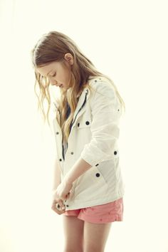 Massimo Dutti - Boys & Girls Collection. Spring Summer 14 - April Lookbook
