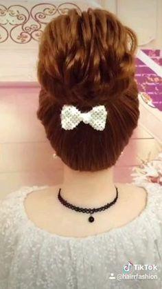 Easy Hairstyles For Long Hair, Fancy Hairstyles, Headband Hairstyles, Summer Hairstyles, Flower Girl Hairstyles, Medium Hair Styles, Natural Hair Styles, Curly Hair Styles, Long Hair Ponytail Styles
