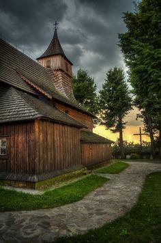 Zawada Wooden Church