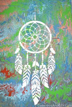 Dreamcatcher Wall Ar