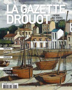 Gazette Drouot n°17 du 02/05. #ArtMarket #BernardBuffet