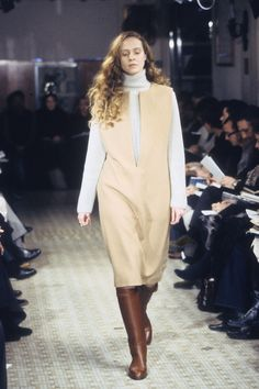 Hermès Fall 2000 Ready-to-Wear Fashion Show Collection