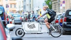 Cargo cyclists replace truck drivers on European city streets  http://www.lowtechmagazine.com/2012/09/jobs-of-the-future-cargo-cyclist.html