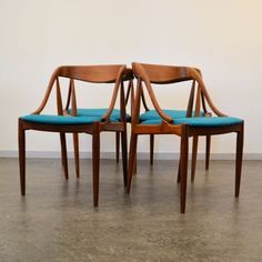 Dinner Chair by Johannes Andersen