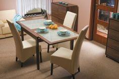 STÓŁ TOLEDO ORZECH Teak, Dining Bench, Furniture, Home Decor, Dining Room Bench, Decoration Home, Room Decor, Home Furnishings, Arredamento