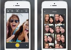 Vhoto app - pulls the best photos from your videos. Genius app for parents.