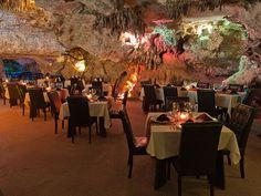 Unusual Cave Restaurant