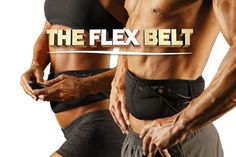 Flex Belt reviews and Slendertone Ab Belts.  Learn if they really work.. id you know they're both from the same company?