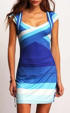 Amazing sexy dress with classy cap sleeve. Love it for any occasion! 40% off your 1st order!