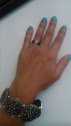 Nails #boho #chic #FranPontigo #married