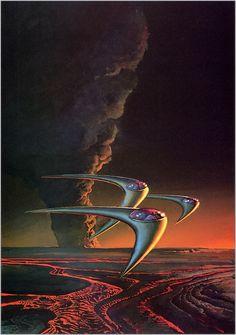 Брюс Пеннингтон | Bruce Pennington (148 работ)