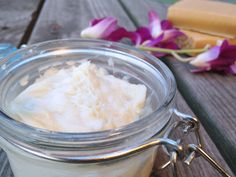 Make Your Own Whipped Shea Body Butter