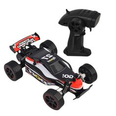 #Remote #Control #Racing #Kids #Buggy #Car #Crazy Speed RC Off Road Truck 2.4 GHz 1:20